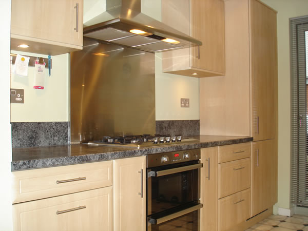 Kitchen Refurbished By Peter Hamilton Kitchens In Bishops