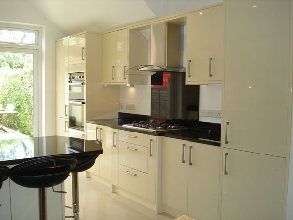 Recent Fitted Designer Kitchens by Peter Hamilton Kitchens in Bishops